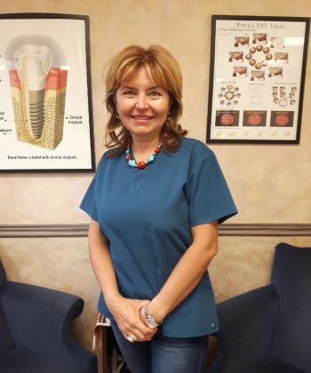 Dr. Oksana Pikh